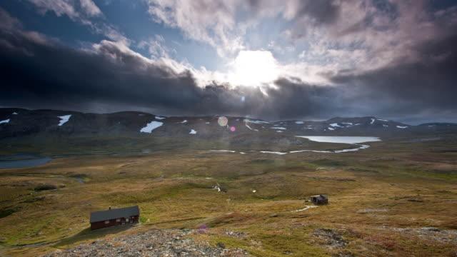 Arctic landscape video