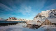 TIME LAPSE: Arctic Landscape video