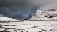TIME LAPSE: Arctic Landscape video