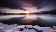 Arctic Sunrise video