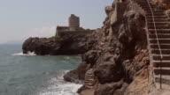 Argentario and Ansedonia Mediterranean Sea video