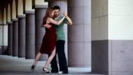 Argentine Tango Dancing video