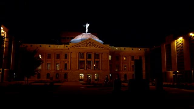 Arizona Capital Building video