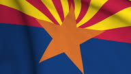 Arizona Flag video