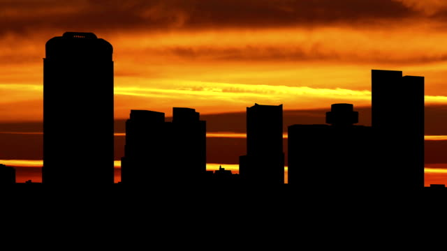 Arizona Phoenix sunset stripes video