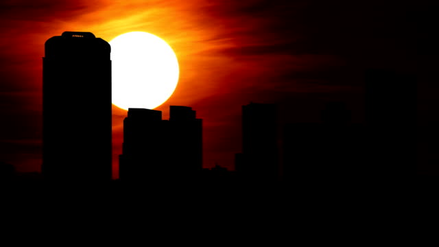Arizona Phoenix sunset video