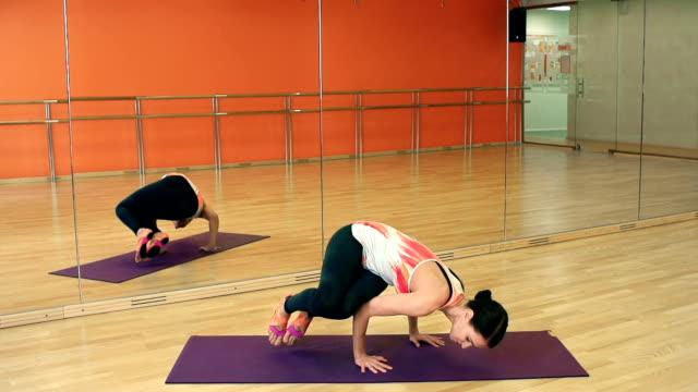 Arm Balance Pose video
