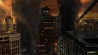 Armageddon - moving camera video
