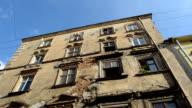 Armenian Street. Ukraine. Lviv, Ukraine. video