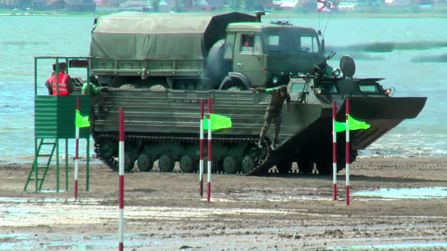 Army Games-2017. Safe Route contest. Tyumen.Russia video
