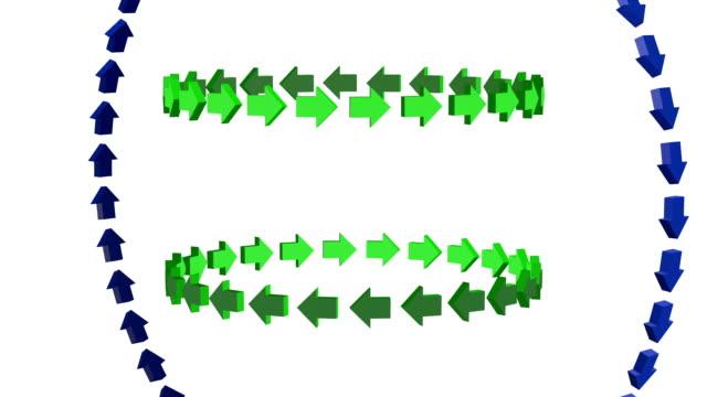 3D Arrow Rings video