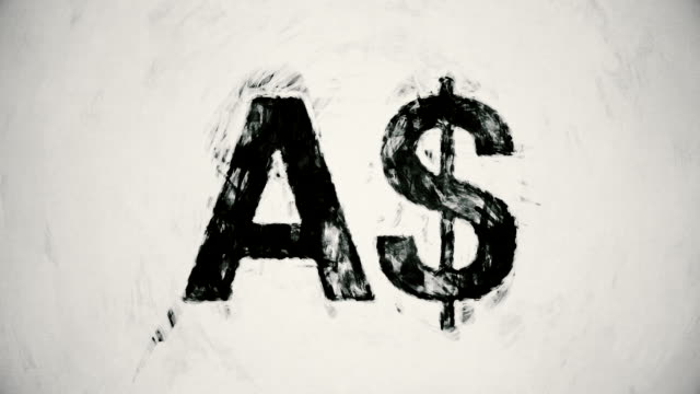 Art Australian Dollar Symbol video