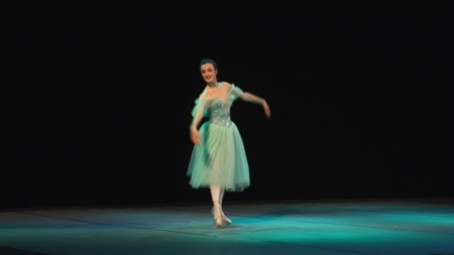 Art Ballet video