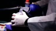 Artificial ventilation with valve video