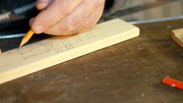artistic wood carving , close-up, tool / carving tool close up , artistic wood carving video