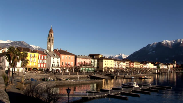 Ascona Canton Ticino, Switzerland video