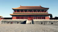 Asia, China, Beijing, Forbidden City video