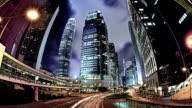 Asia city - Hong Kong China video