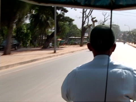 Asia: View from a Tuk-Tuk video