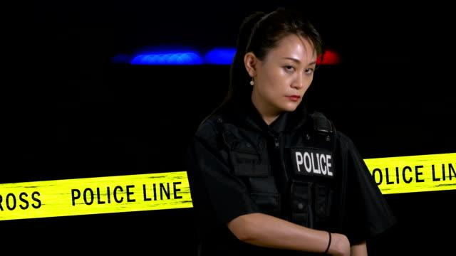 Asian American policewoman video