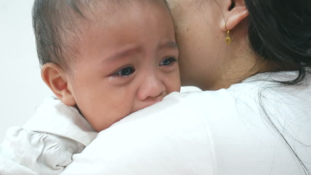 Asian baby cry video