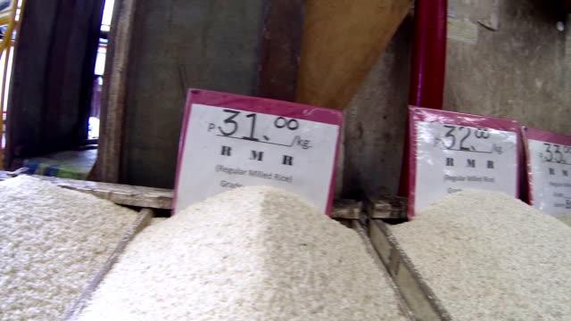 Asian food market video