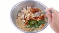 Asian Noodles video