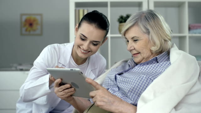 Assisted Living video