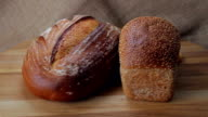 Assorted Bread video
