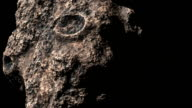 Asteroid in Space video