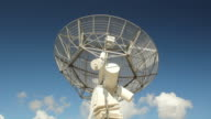Astrophysical Observatory Dish, Camera Dolly video