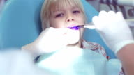At a dentists video