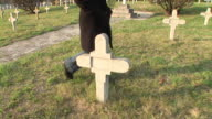 HD STEADYCAM: At The Cemetery video