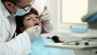 At the dentist video