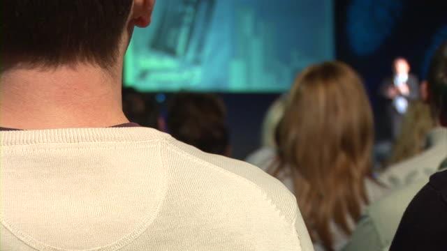 HD: At The Seminar video