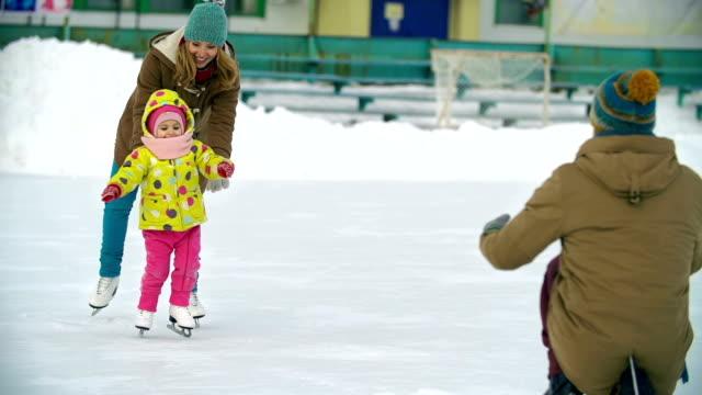 At the Skating Rink video