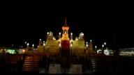 AthamiPuja Buddhism Ceremony SanamLuang Bangkok Hyper-lapse Video video