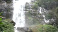 athan waterfal in Doi Inthanon, Chiangmai ,Thailand video