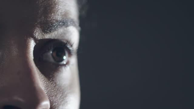 Athlete's Eyes video