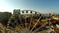 Atlanta Aerial Ferris Wheel video