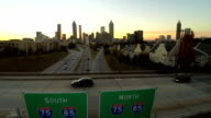 Atlanta Aerial Freedom Parkway video