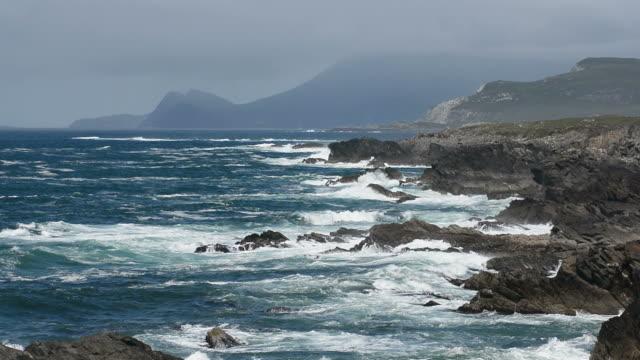 Atlantic Drive, Achill Island, Mayo, Connacht, Ireland video