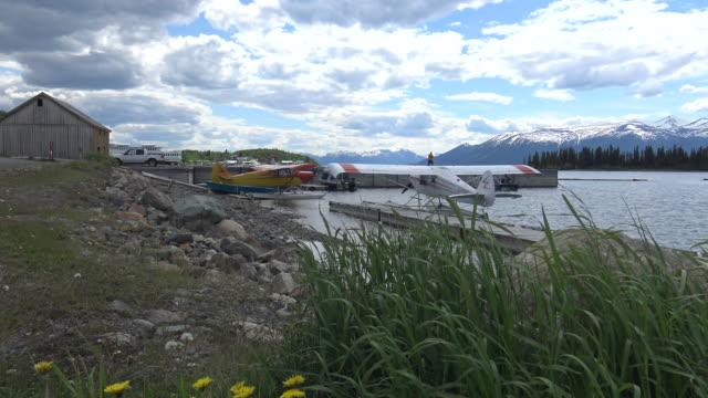 Atlin Lake video