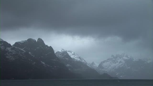 HD: Atmospheric landscape video