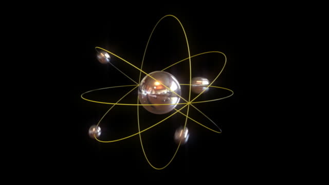 Atom and Electrons video