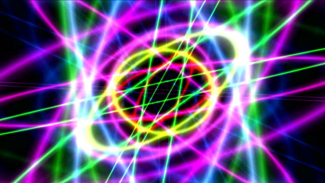 atom color orbit 4k video
