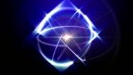 atom lens ray light video