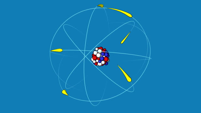 Atomic structure video