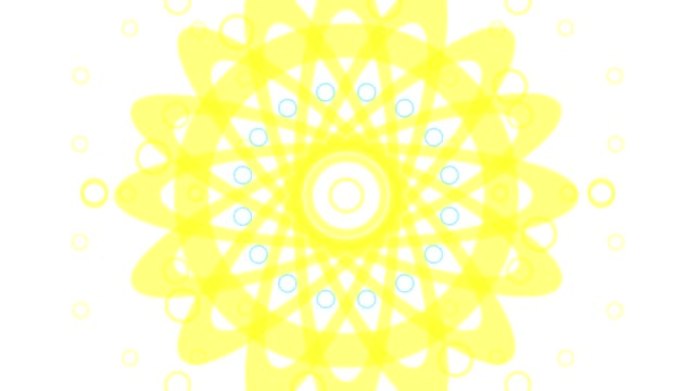 Atoms Background video