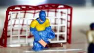 attack ice hockey video
